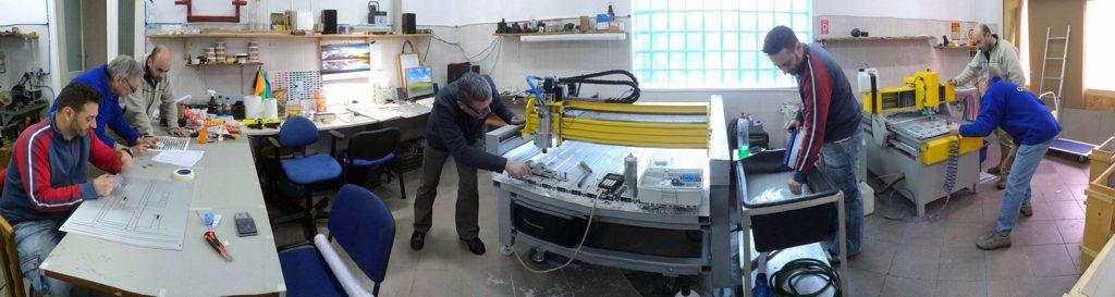 DL-Charma műhely - CNC Gravírozógép - CNC Marógép